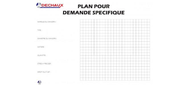 Plan pour demande spécifique